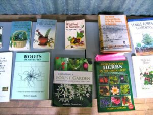 Books on Organic Gardening